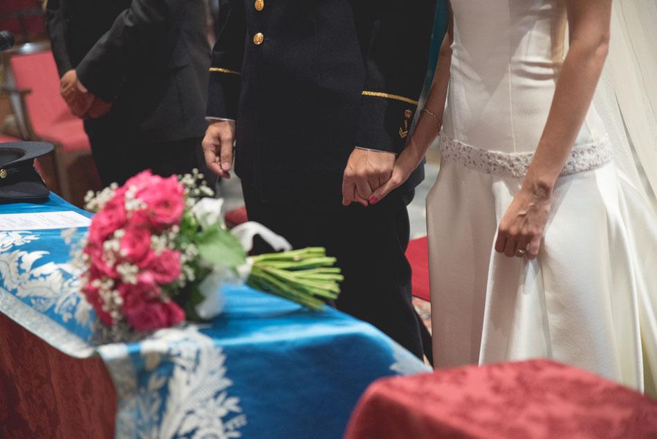 Fotografía de bodas en Tenerife, boda en Sevilla, ceremonia iglesia