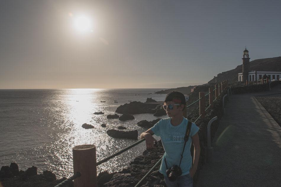 Fotografía de viajes, La Palma, Salinas de Fuencaliente