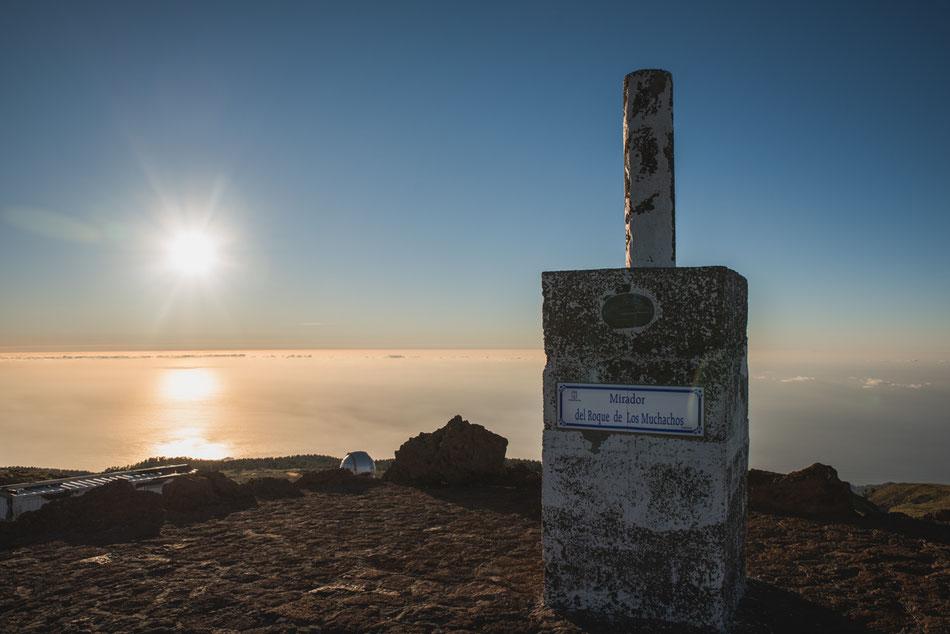 Roque de Los Muchachos. La Palma