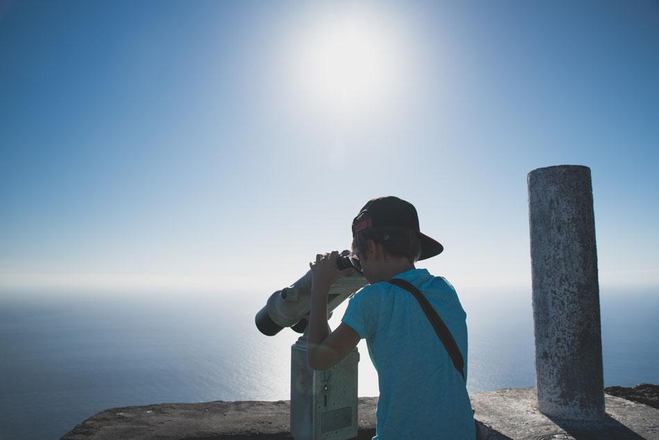 Fotografía de viajes, La Palma, Ruta de los Volcanes