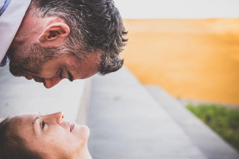 Fotografía de pareja en Tenerife