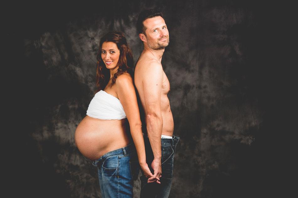 Fotografia de embarazo en Tenerife
