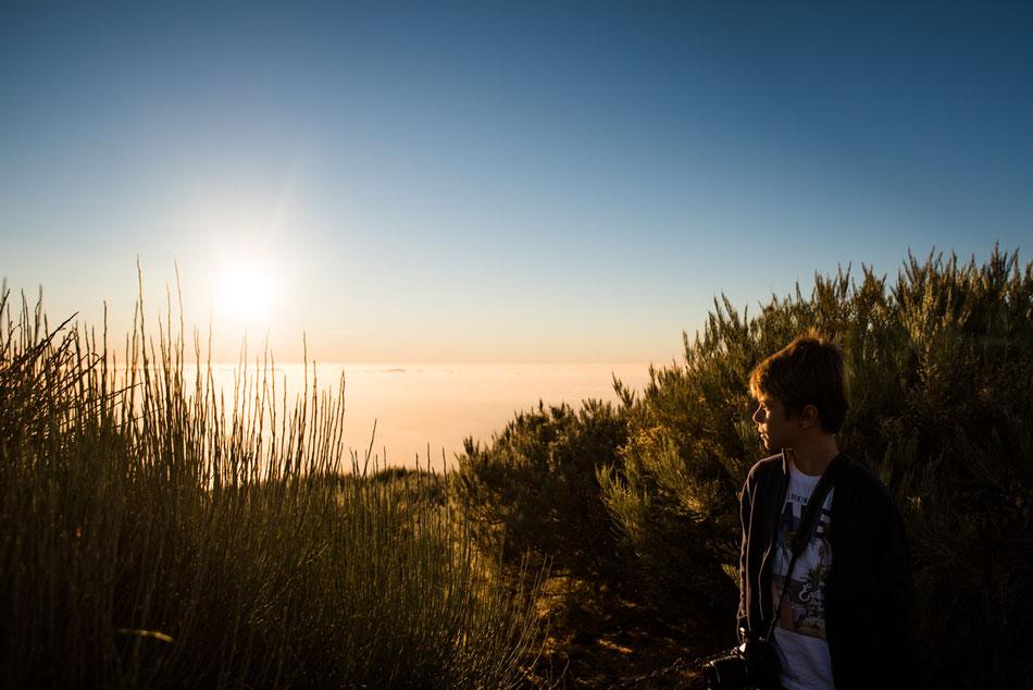 Fotografía de viajes, La Palma, Roque de Los Muchachos