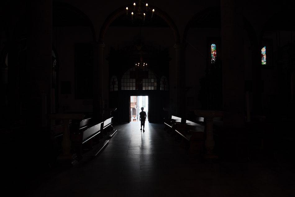 Iglesia en Santa Cruz de La Palma