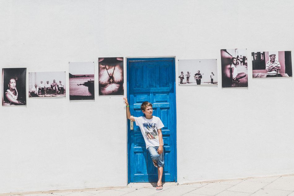 Exposición de fotografías El Cotillo (Fuerteventura)