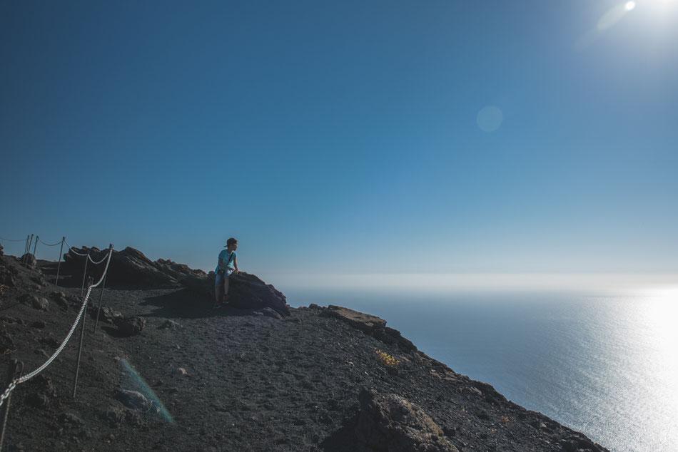 Volcanes de Teneguía. La Palma