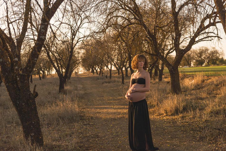 Fotografía de embarazo en Madrid