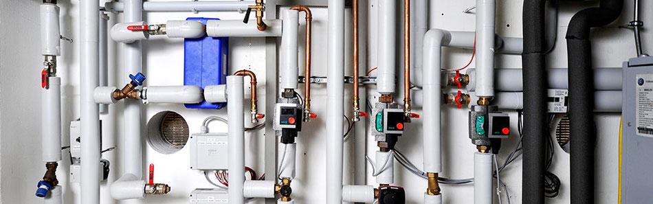 Anlagensysteme unserer Partner KWEnergie und Sokratherm