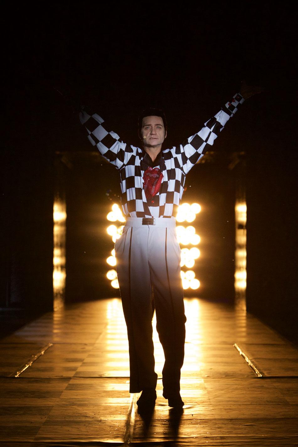 BUSSI - DAS MUNICAL Musical – Uraufführung am 4. Juli in der Reithalle  THOSE CRAZY MUNICH EIGHTIES von Thomas Hermanns mit den größten Hits der Neuen Deutschen Welle  16. Juni 2015  Wir laden Sie herzlich ein zur Uraufführung BUSSI - DAS MUNICAL von Thom