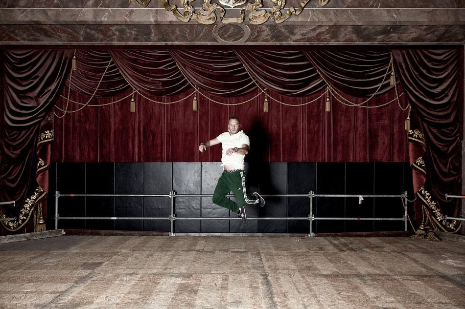 Leitung Ballett Karl Schreiner