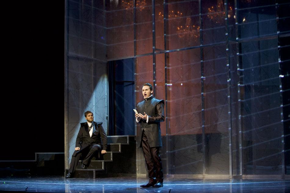 MARIA STUARDA    PREMIERE 22. MÄRZ 2018  Die Premiere von MARIA STUARDA von Gaetano Donizetti findet am 22. März im Gärtnerplatztheater statt. Die Oper »Maria Stuarda« - nach Schillers klassischem Drama - hat Donizetti mit schönstem und reichstem Belcanto