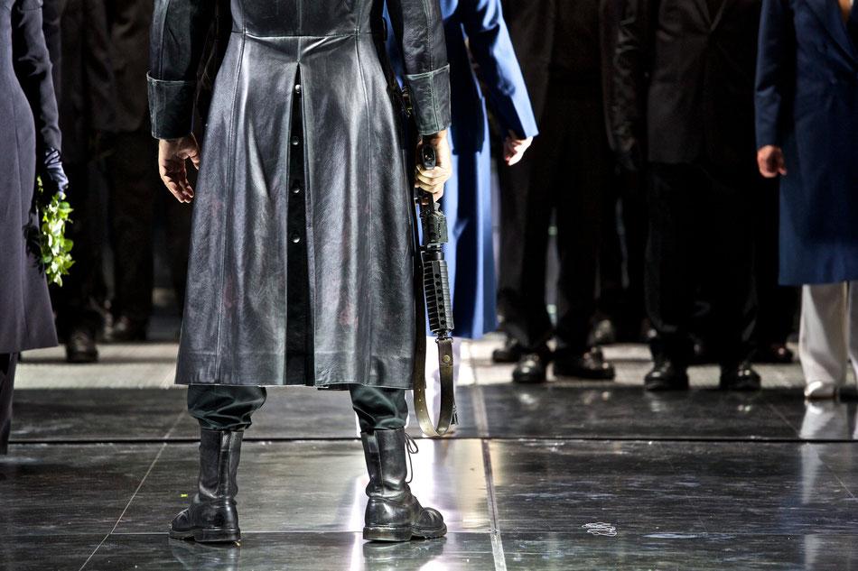 Premiere AIDA am 18. Juni 2014 im Prinzregententheater  Oper von Giuseppe Verdi, Libretto von Antonio Ghislanzoni, in italienischer Sprache mit deutschen Übertiteln  3. Juni 2014  Wir laden Sie herzlich zur Premiere von Giuseppe Verdis AIDA in der Inszeni