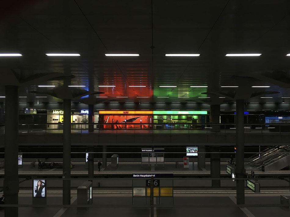 Berlin. Underground.