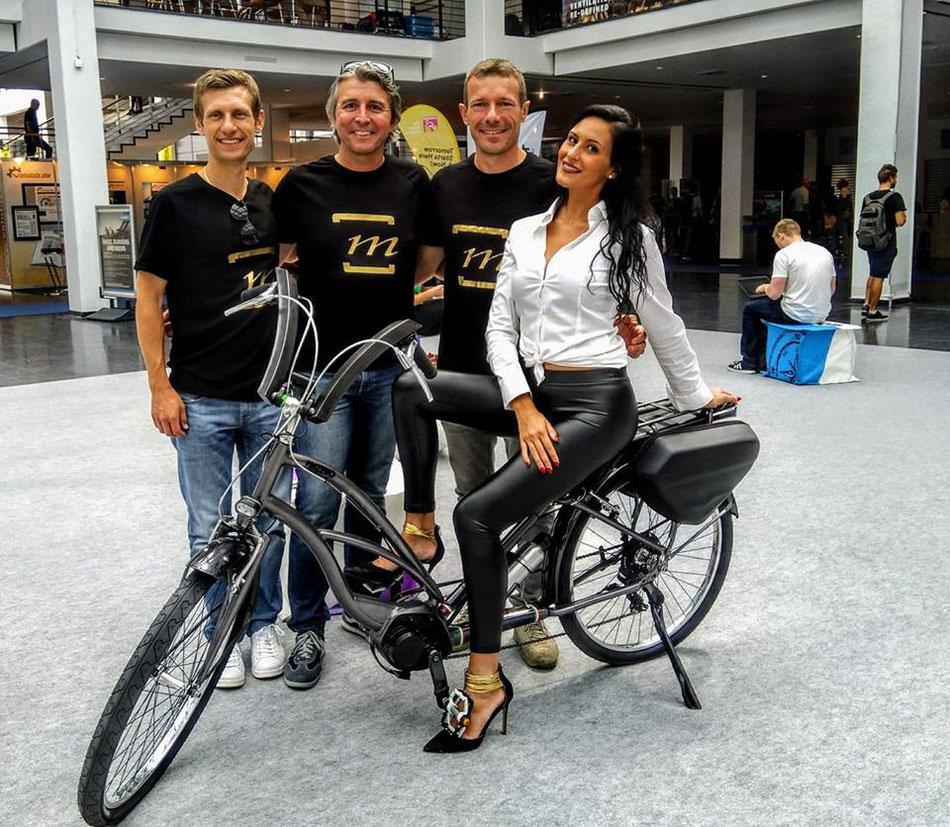bici elettrica antiprostata