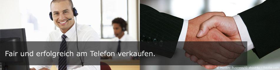 Verkaufstraining, Telesales, Telefontraining, Vertriebstrainings, Telefonverkauf