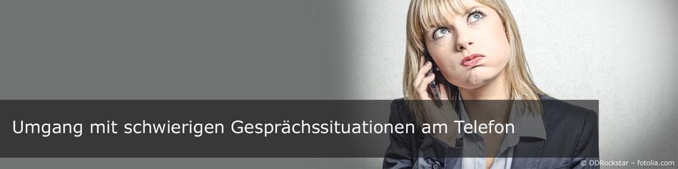 Telefontraining, Reklamationsmanagement, Beschwerdemanagement