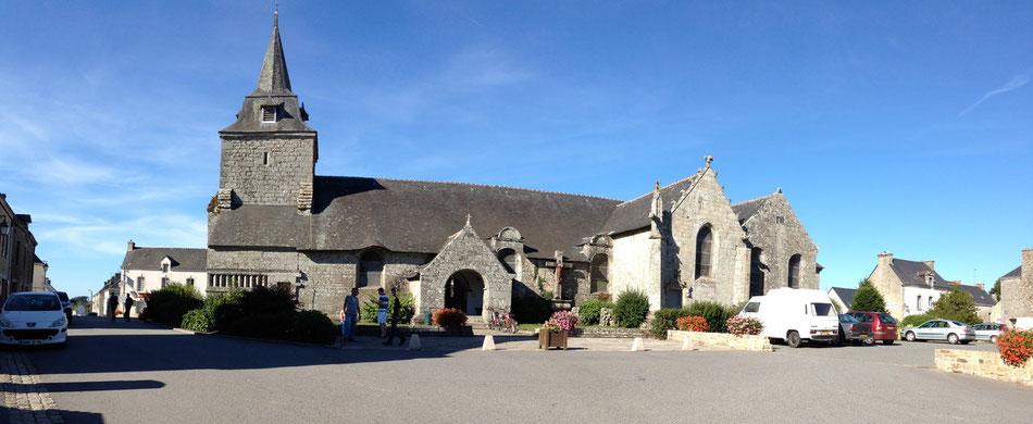 Eglise Saint-Pierre à Ploërdut
