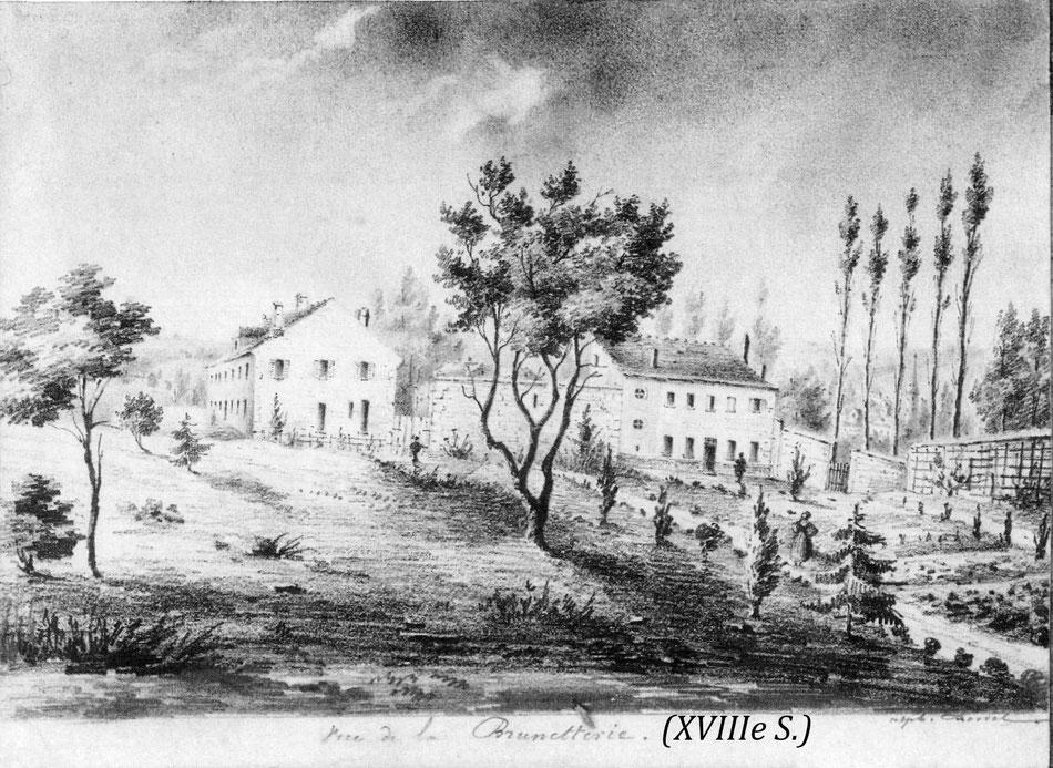 La Ferme du XVIIIe siècle