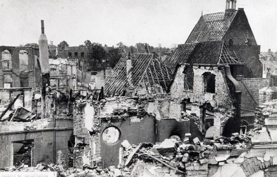 Doetinchem in 1945