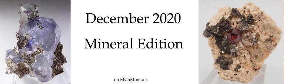 MChMinerals Minerales de colección