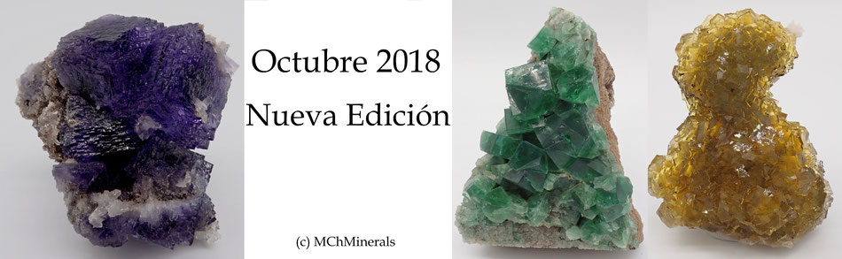 Minerales de Colección