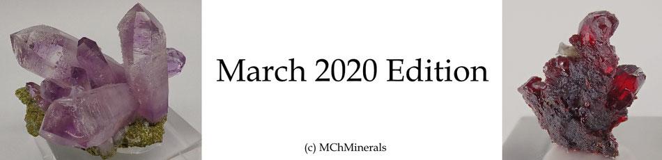 Venta de Minerales de colección