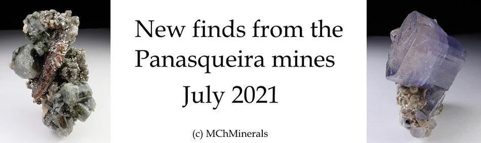 Minerals collectors