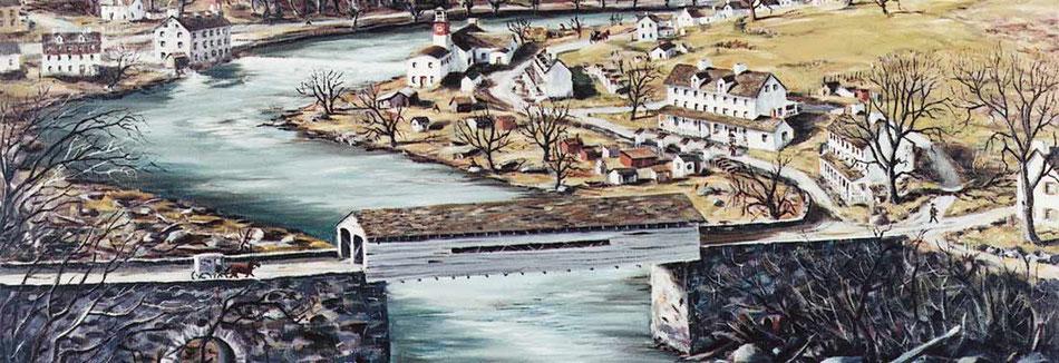 Wilmington (Delaware) au temps des premiers Du Pont