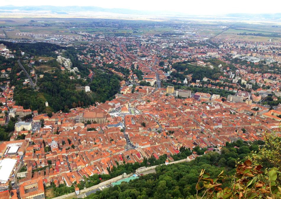 Brasov Altstadt (Foto: Ionel Chirita)