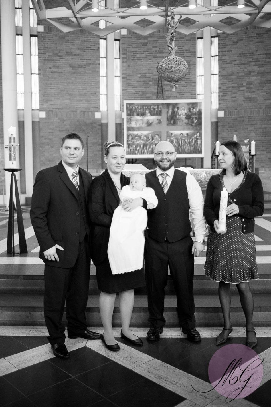 Taufe, Fotograf, Hochzeit, Mine im Glück, Jasmin Baldauf, Kirche