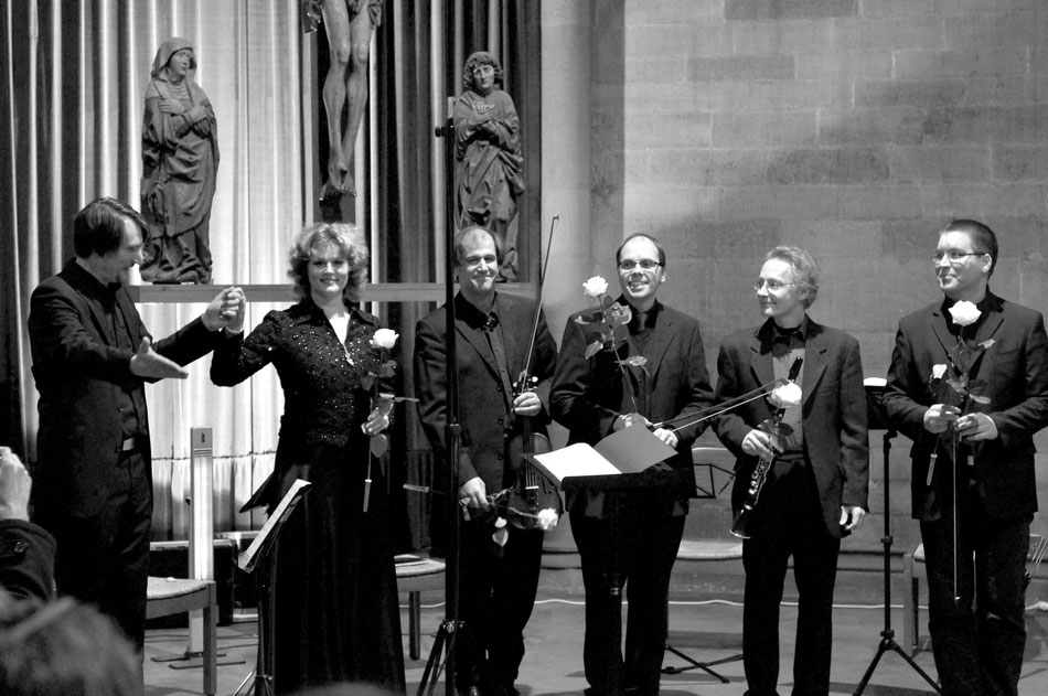 "Uraufführung ""JERUSALEM - Lux in die Pessima"" Ensemble MEMORIA TENERE"