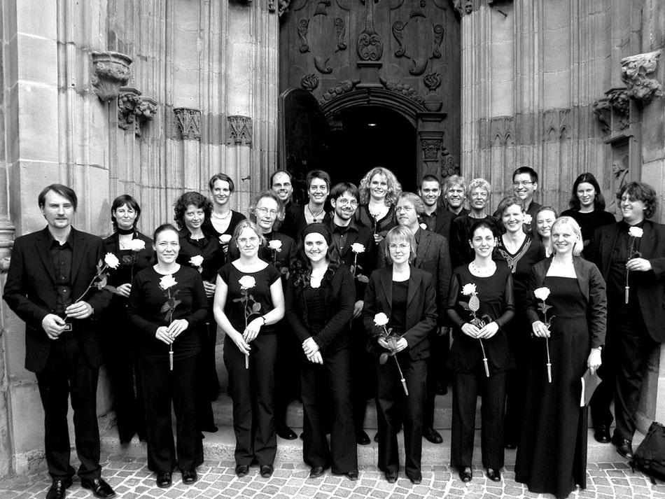 Ensemble MEMORIA TENERE Schwäbisch Gmünd 2007