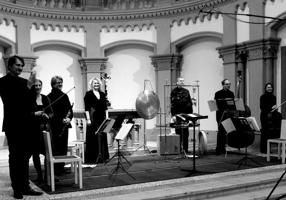 """""""JERUSALEM"""" mit Mitgliedern des RSO Stuttgart des SWR"""