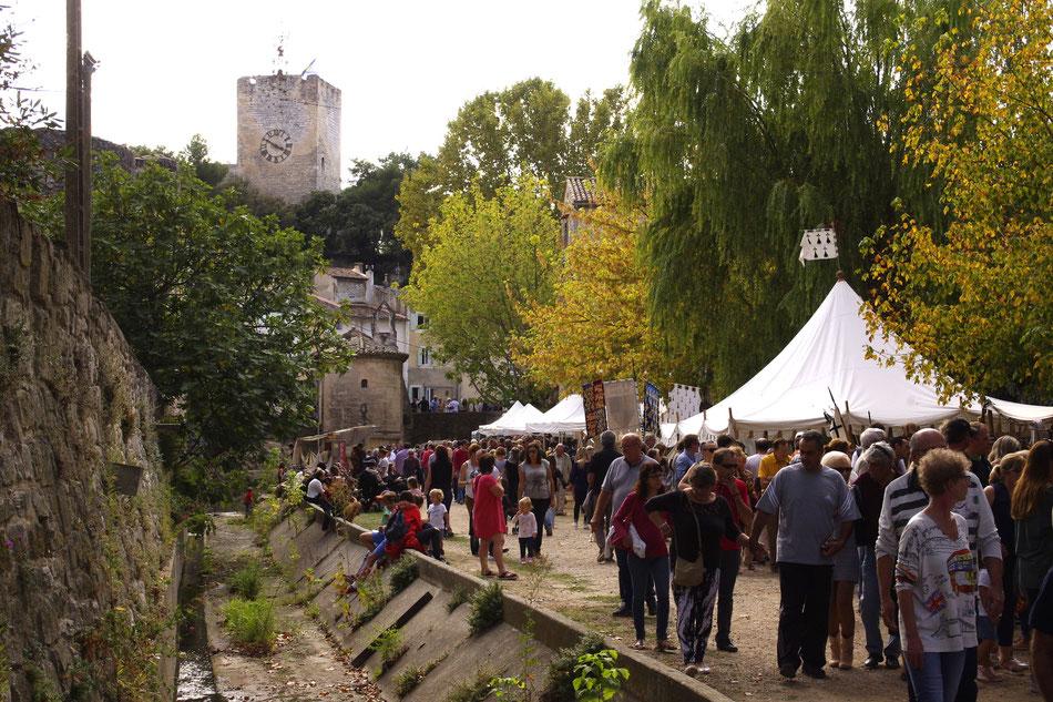 La fête médiévale de Pernes-les-fontaines