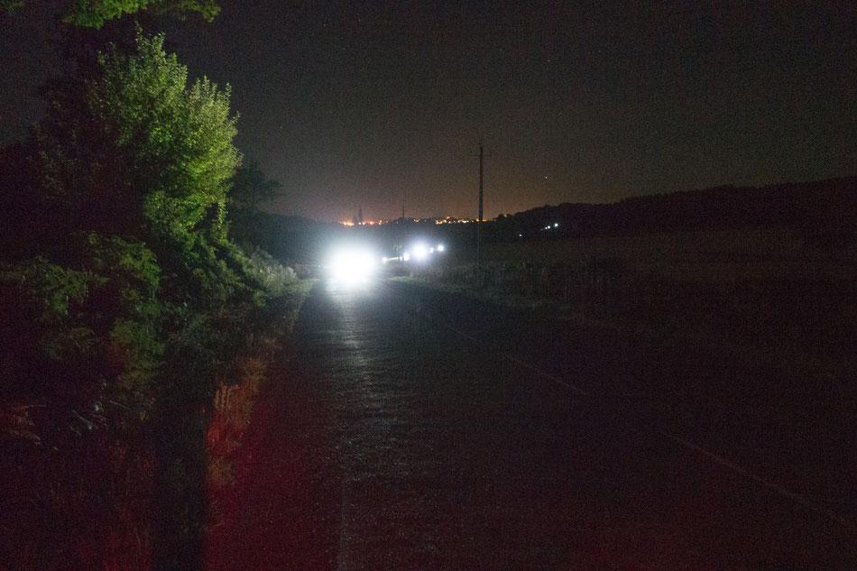 Letzte Nachtfahrt nach Dreux