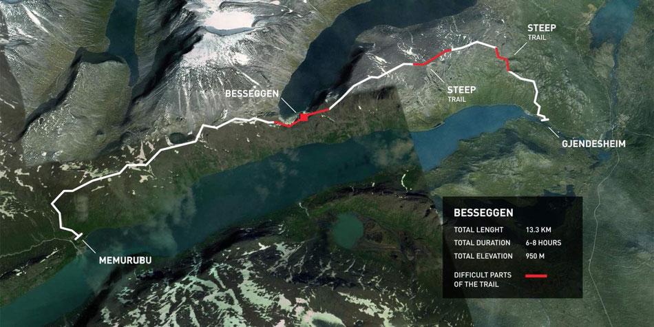 Karte von visitnorway.com