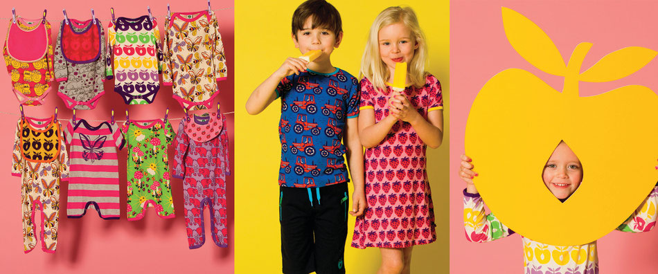 Smafolk Mode für Babys und Kids