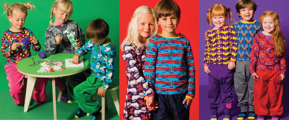 Smafolk Shirts für Jungs und Mädels