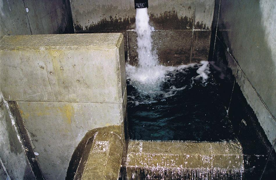 Wasserversorgung - Brunnenstuben