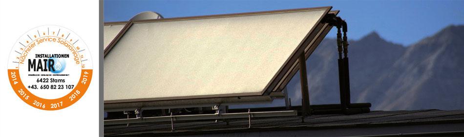 berpr fung wartung solaranlage gastherme gaskessel meisterbetrieb installationen mair. Black Bedroom Furniture Sets. Home Design Ideas
