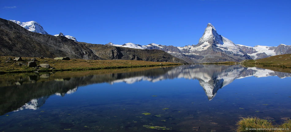 3-Seenwanderung Zermatt - 03.09.2014