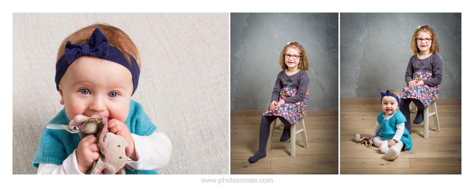 Photos d'enfants chez Phot'Osmose - Moulins