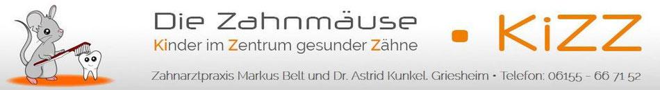 Gesunde Kinderzähne - Zahnarztpraxis Griesheim - Belt und Kunkel