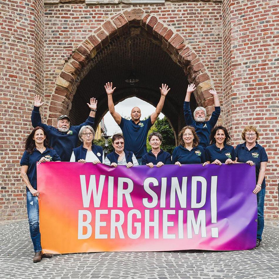 Fotoshooting der Stadt Bergheim, Foto: Paulenkrake