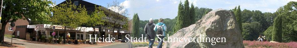Heide-Stadt-Schneverdingen- Lüneburger Heide