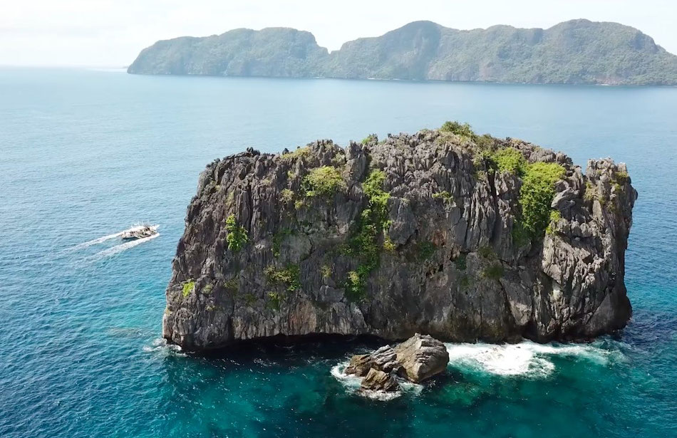 North Rock, El Nido