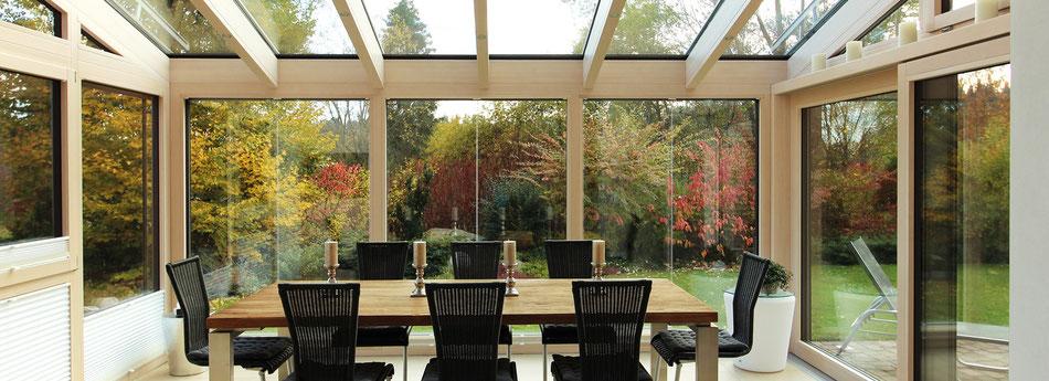 winterg rten wohnwinterg rten wintergarten paquet. Black Bedroom Furniture Sets. Home Design Ideas