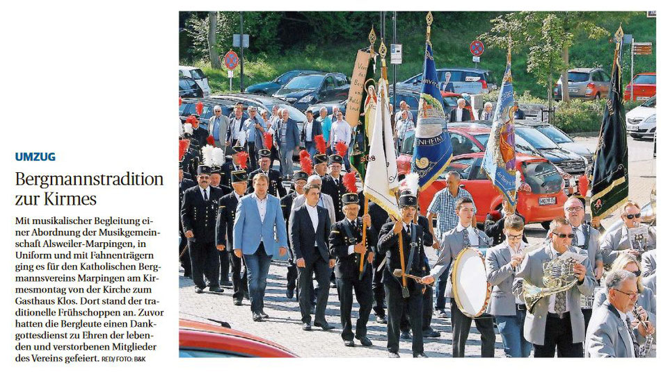 Quelle: Saarbrücker Zeitung vom 16.08.2017