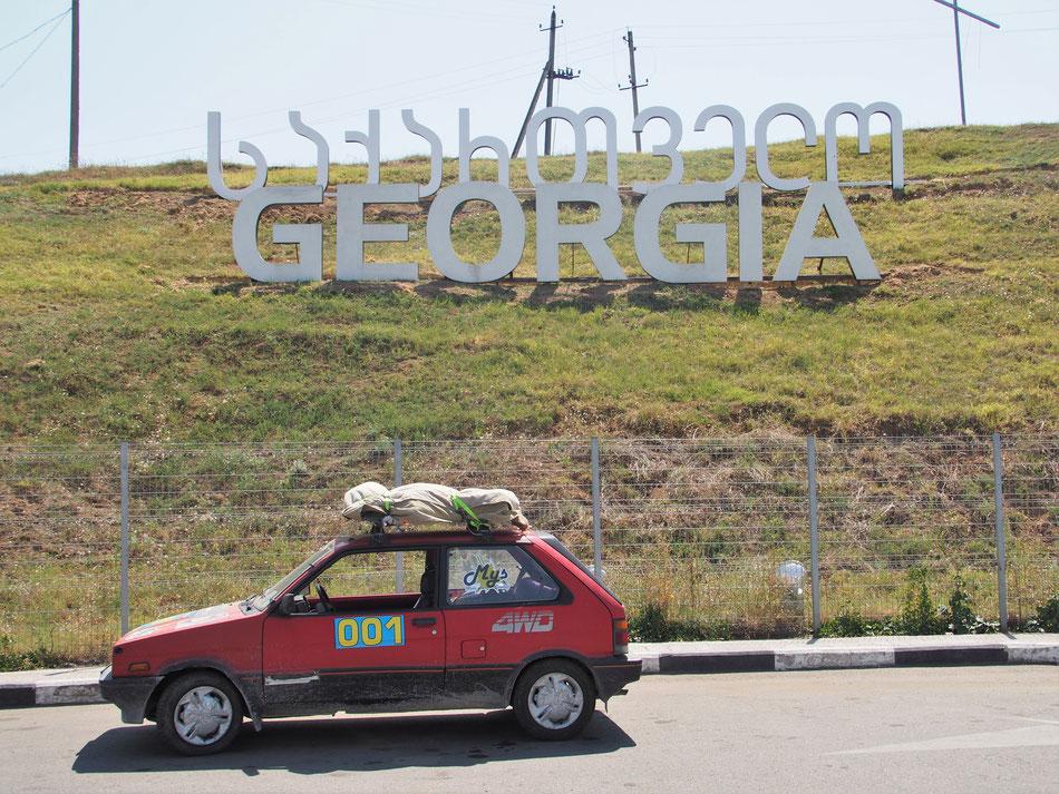 Kiépési oldal. Hát túléltük a Grúz hegyeket, de még csak most jön jön a java.