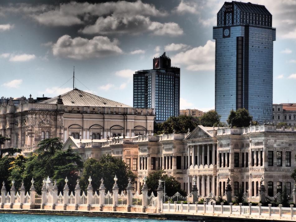 Isztambul: múlt és jelen találkozása